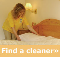 Find a cleaner with SelClene Glasgow
